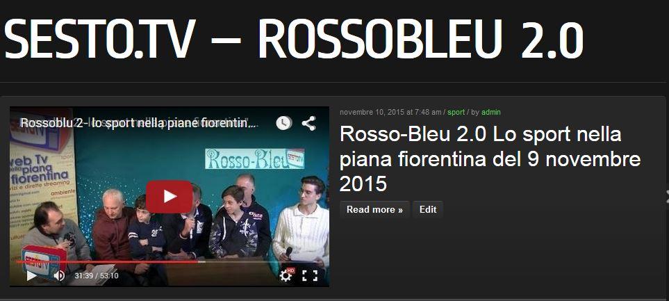 Rosso Bleu 2.0