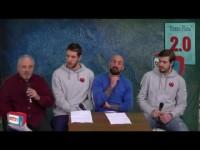 Rosso Bleu 2.0 Lo sport nella piana fiorentina  del 7 dicembre 2015 alle 21