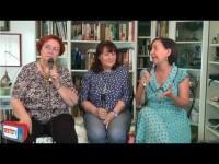 Incontro con l'autore di Ada Ascari: quinta puntata con S. Parretti e B. Fontani