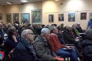 Don Milani, un prete maestro. La Soffitta spazio delle arti Inaugurazione mostra 5 febbraio 2017