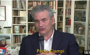 Incontro con l'autore di Ada Ascari: Puntata 24 con Paolo Ciampi