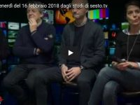 Il tè del venerdì del 16 febbraio 2018 dagli studi di sesto.tv   Bilanciamoci insieme