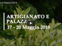 Artigianato e Palazzo 2018 nel Giardino Corsini
