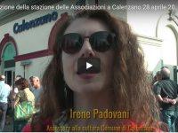 Inaugurazione della Stazione delle Associazioni a Calenzano – 28 aprile 2018