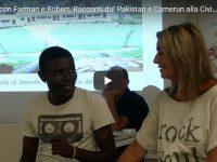 incontro con Farman e Robert. Racconti dal Pakistan e dal Camerun alla Civica di Calenzano