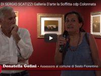 Retrospettiva di Sergio Scatizzi alla Soffitta Spazio delle Arti a Colonnata di Sesto Fiorentino