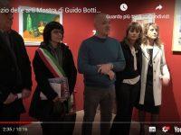 Alla Soffitta Spazio delle Arti  mostra antologica di Guido Botticelli