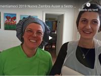 Alimentiamoci 2019 Nuova Zambra Auser a Sesto Fiorentino 4 dicembre 2019