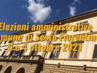 Elezioni amministrative a Sesto Fiorentino. 3 e 4 ottobre 2021