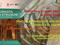 La formazione delle aristocrazie etrusche nell'area fiorentina. 21 settembre ore 17.45