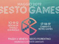 Maggio giochi a Sesto Fiorentino. 12 maggio 2019