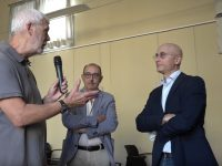 Presentazione del libro  Una vita  per i beni culturali  la storia di Maurizio Toccafondi